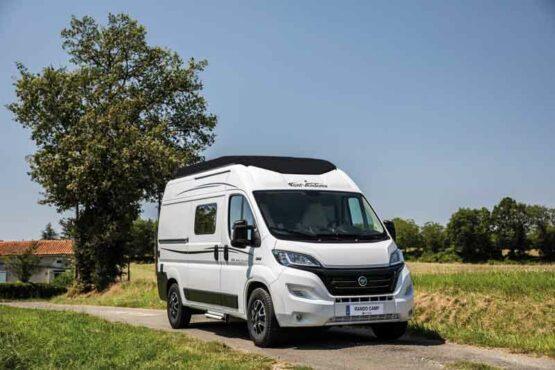 Camping-car FONT VENDOME rando camp (en commande)