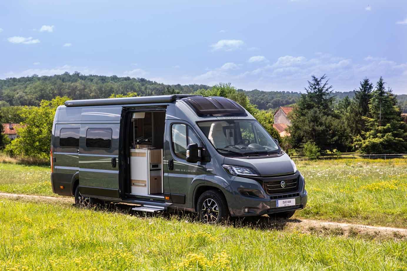 Camping-car FONT VENDOME Duo Van (en commande)