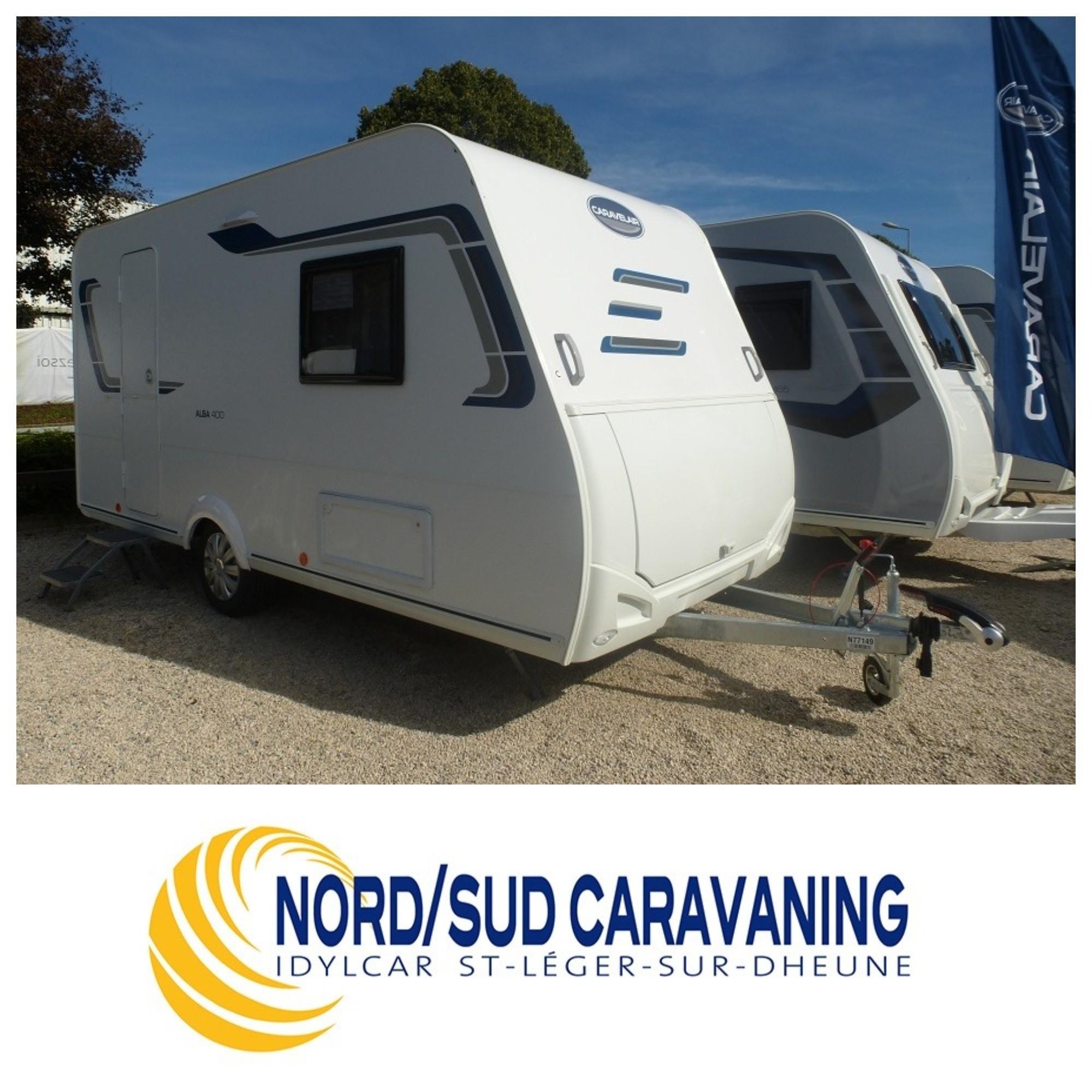 Camping-car CARAVELAIR ALBA 400
