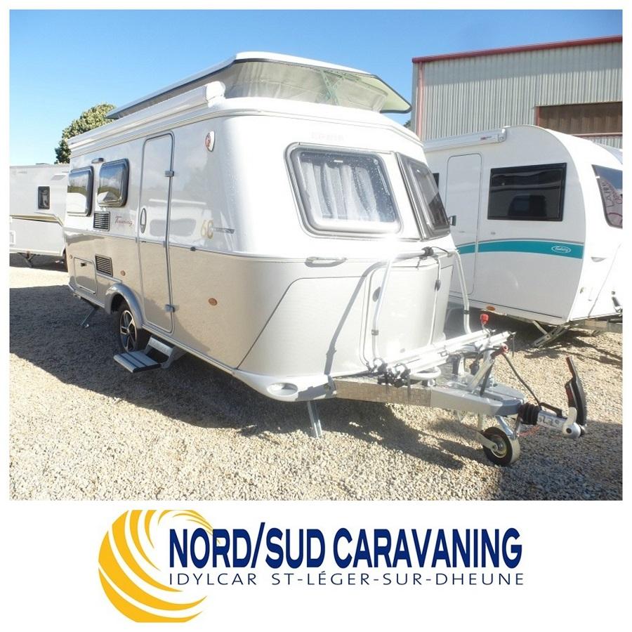 Camping-car ERIBA TROLL 530 60° Edition
