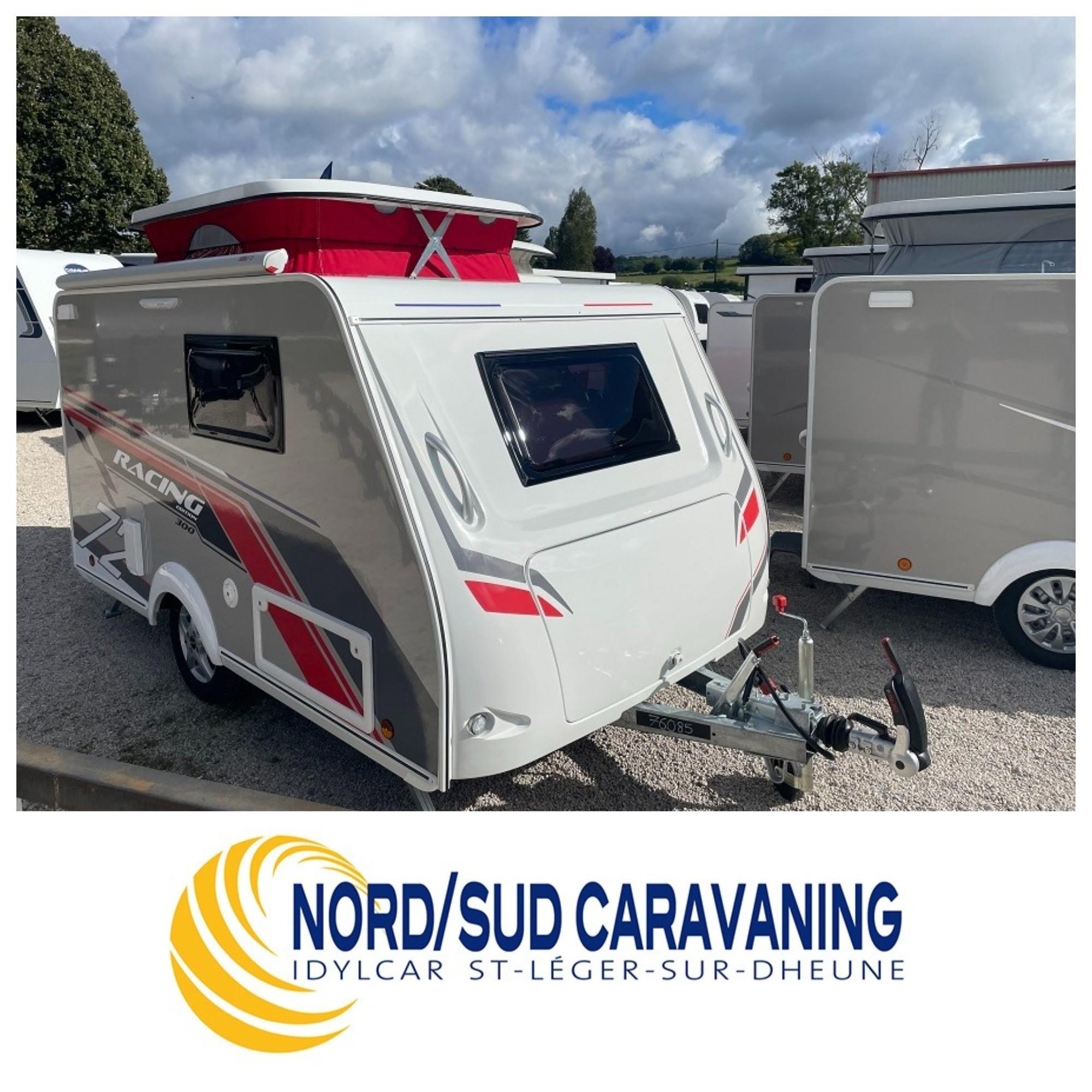 Camping-car SILVER 300 RACING toute équipée, péages gratuits