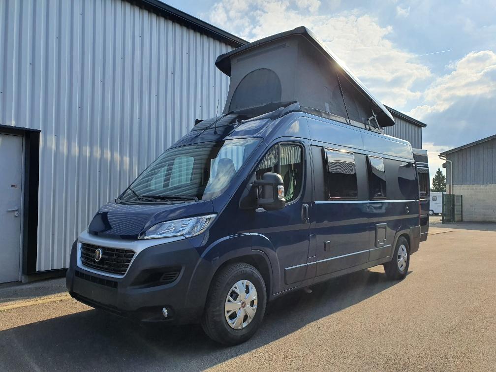 Camping-car VANTOURER 600