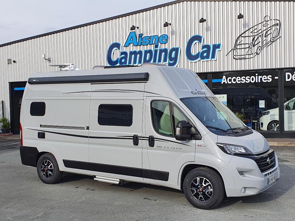 Camping-car FONT VENDOME MONDEA 2021
