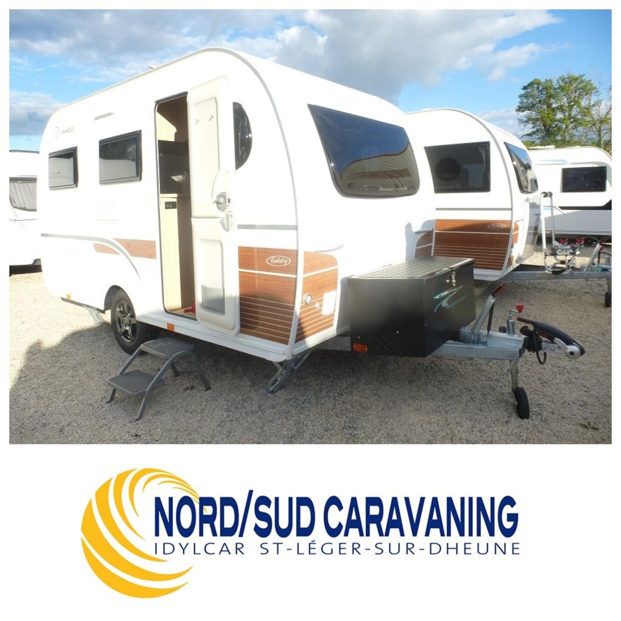 Camping-car LA MANCELLE FANTAISY 360 Ultra compacte, toute équipée