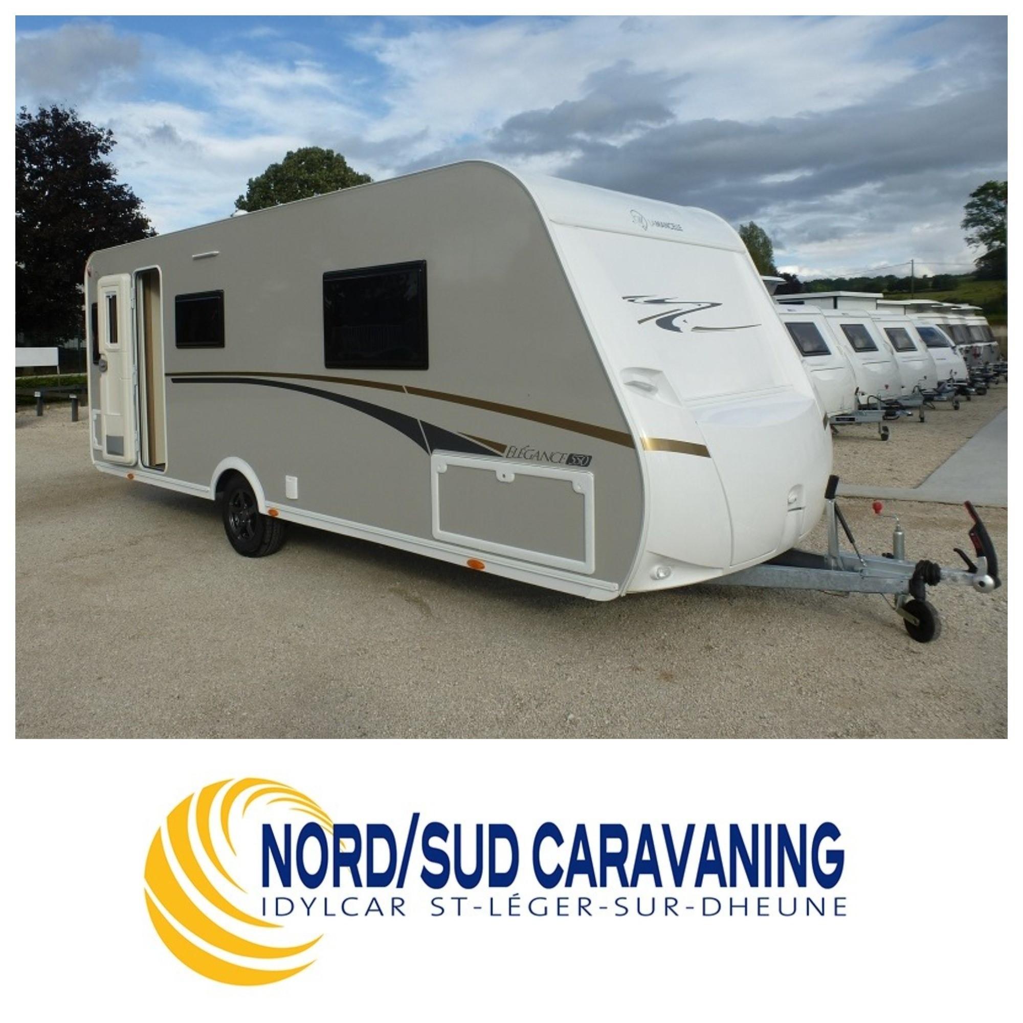 Camping-car LA MANCELLE ELEGANCE 550 CT, Maxi salon, Lit central