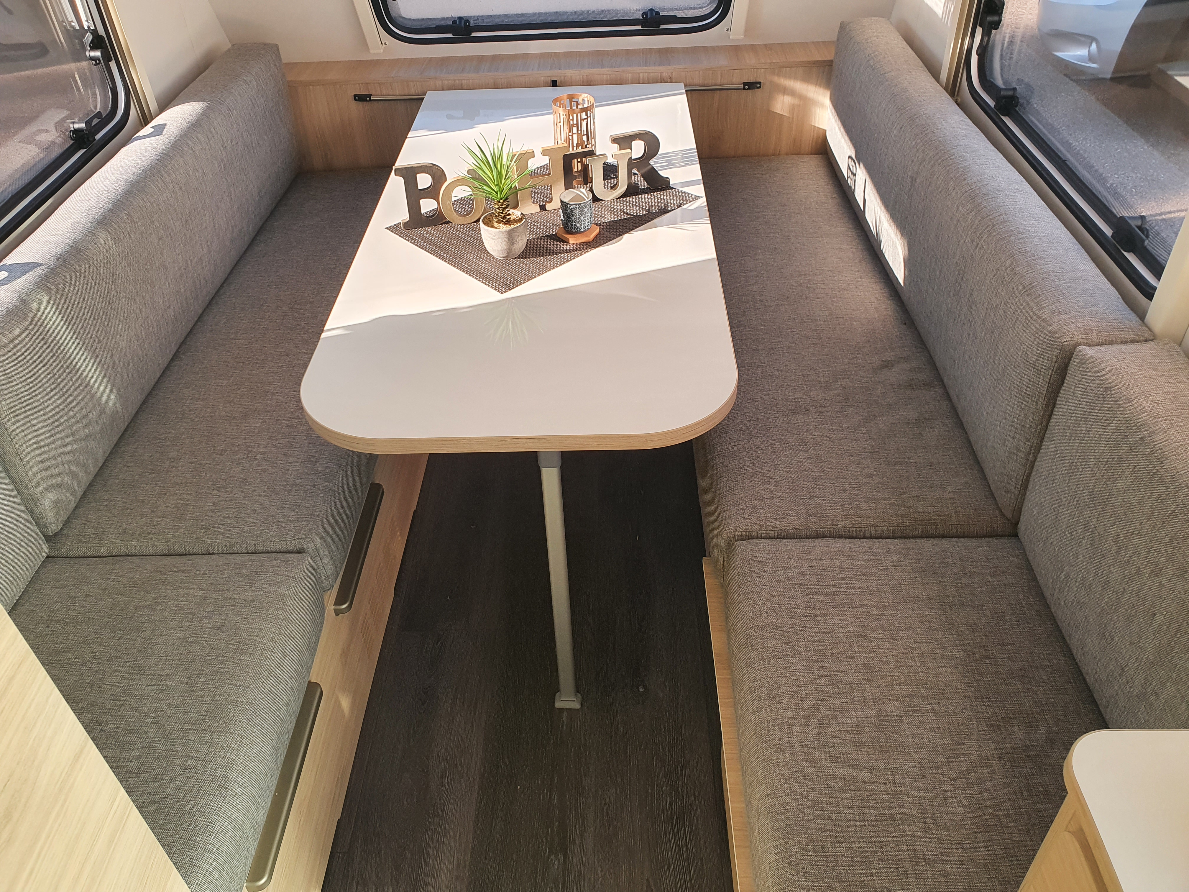 Camping-car SILVER Trend 350