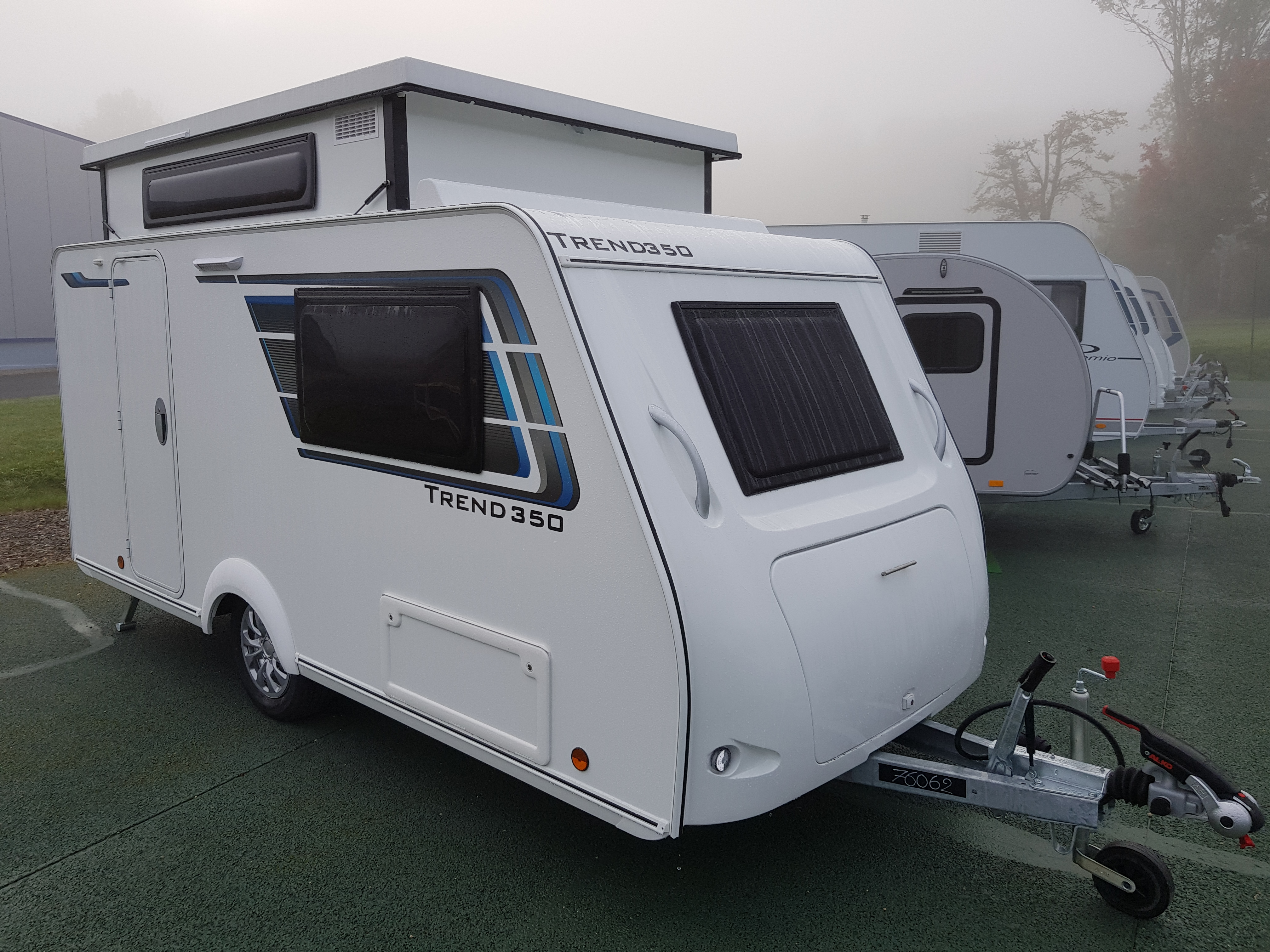Camping-car SILVER SILVER 350 TREND