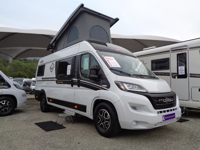 Camping-car MALIBU Van Family for4 GT Skyview 640 LE RB