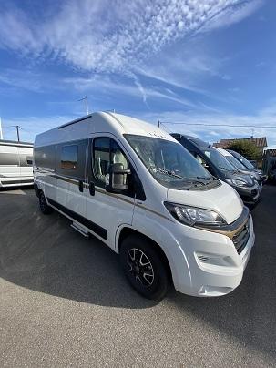 Camping-car LAIKA ECOVIP CAMPER VAN 600