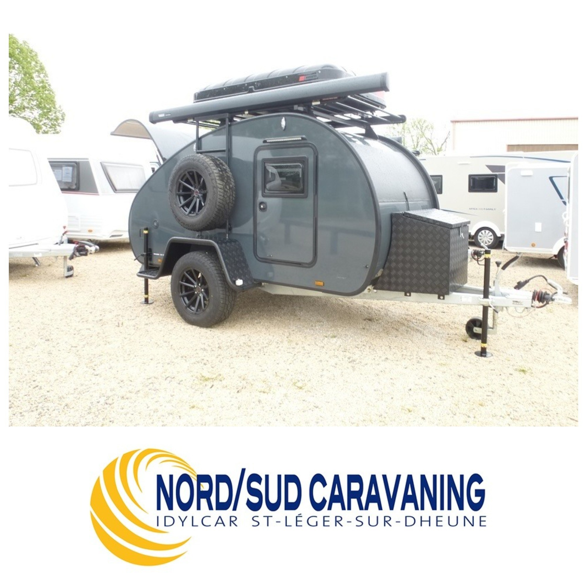 Camping-car HERO CAMPER RANGER SERIE LIMITEE GREY