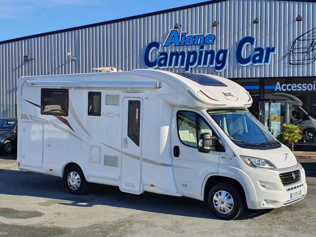 Camping-car MCLOUIS MC4 68 Diamond