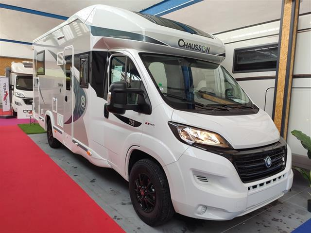 Camping-car CHAUSSON 788