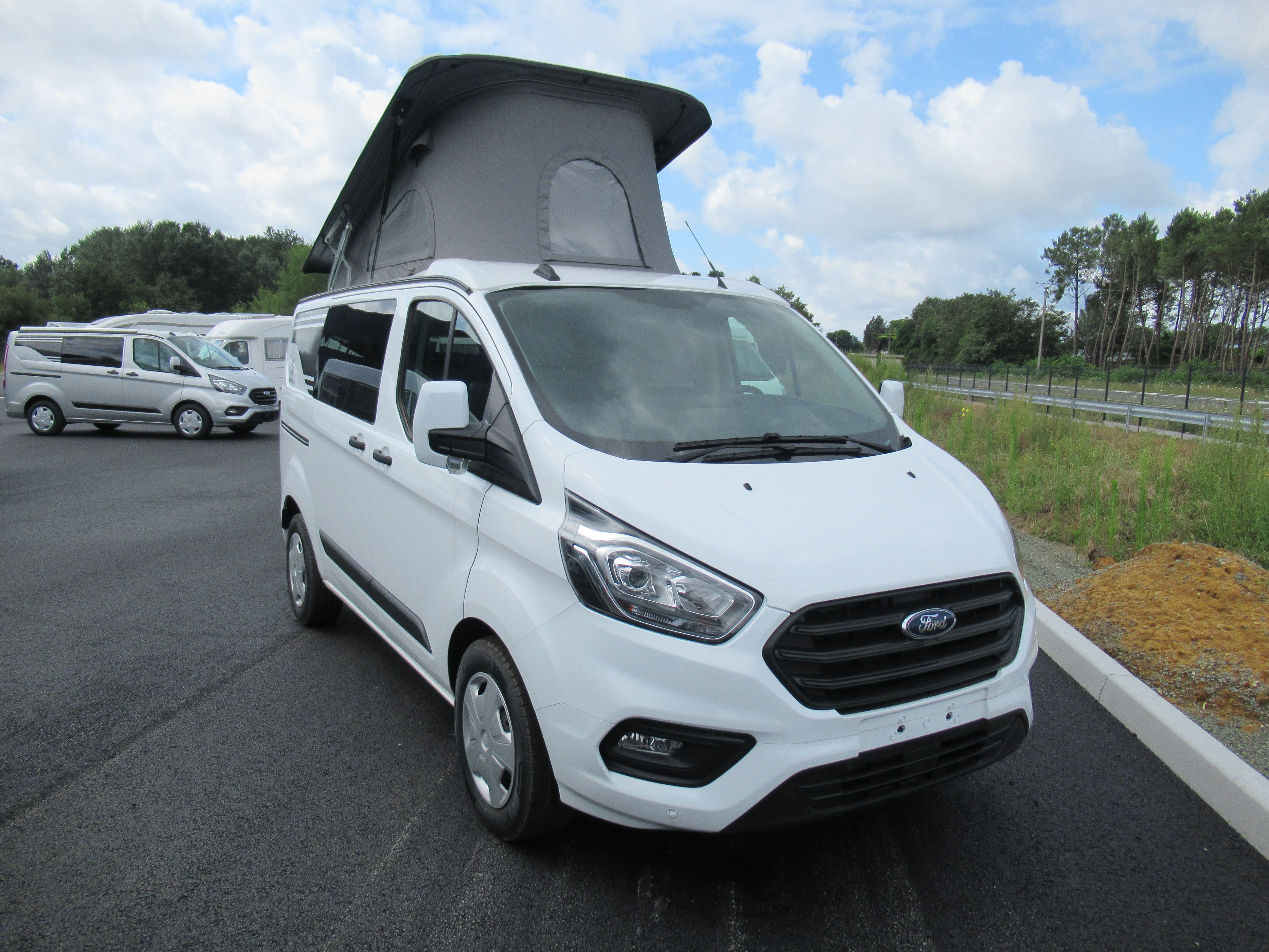 Camping-car STYLEVAN AUCKLAND