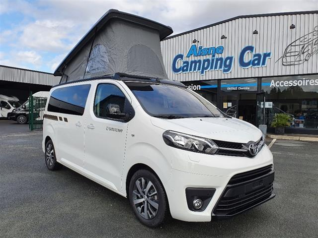 Camping-car CROSSCAMP CROSSCAMP