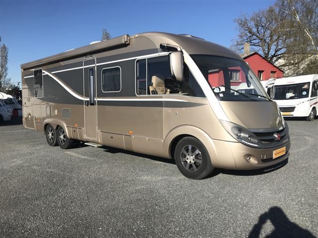 Camping-car BÜRSTNER Elégance i 890 G