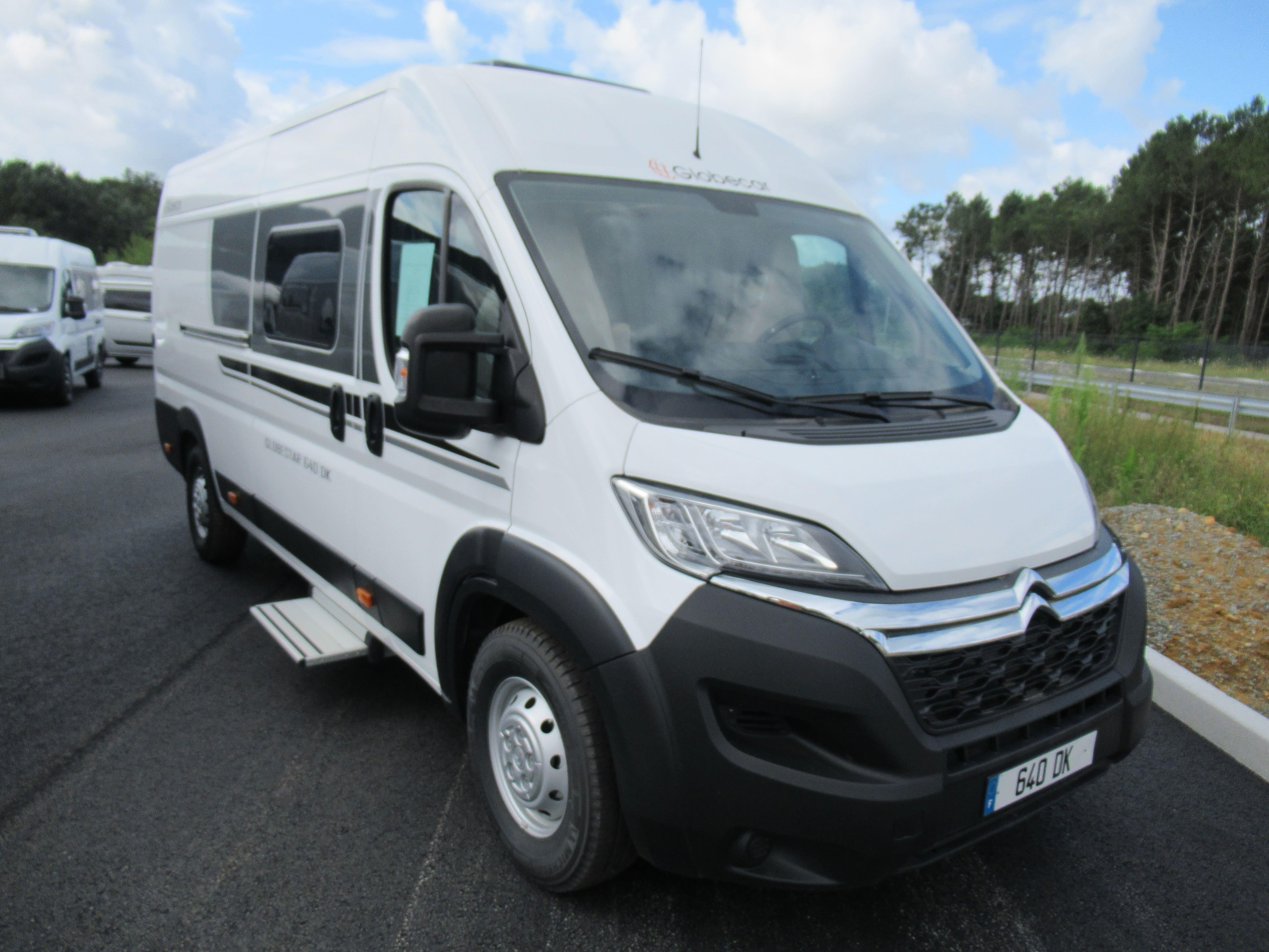 Camping-car GLOBECAR GLOBESTAR 640 DK