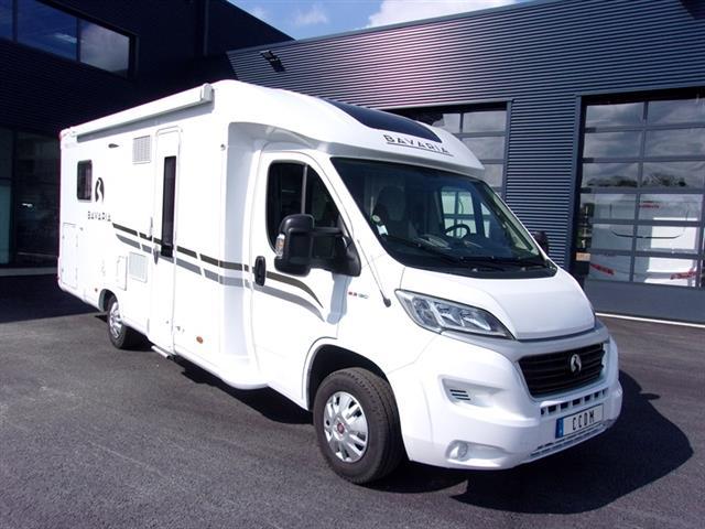 Camping-car BAVARIA T 740 STYLE