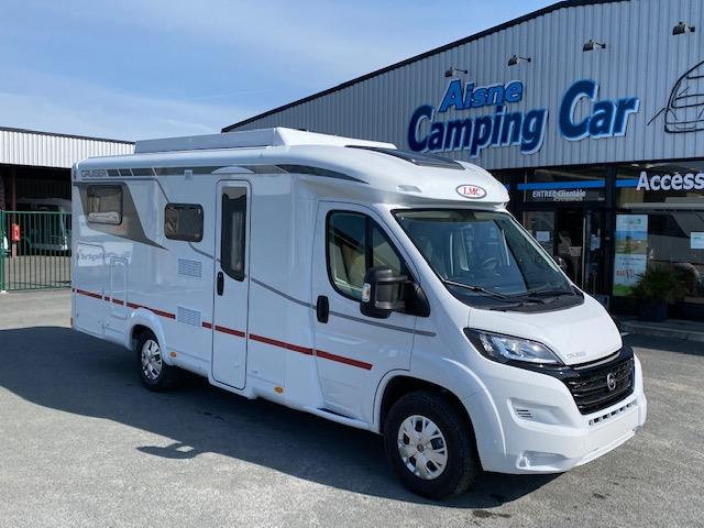 Camping-car LMC V 646 G