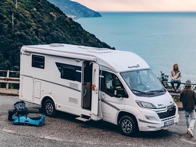 Camping-car SUNLIGHT V66 Adventure Edition