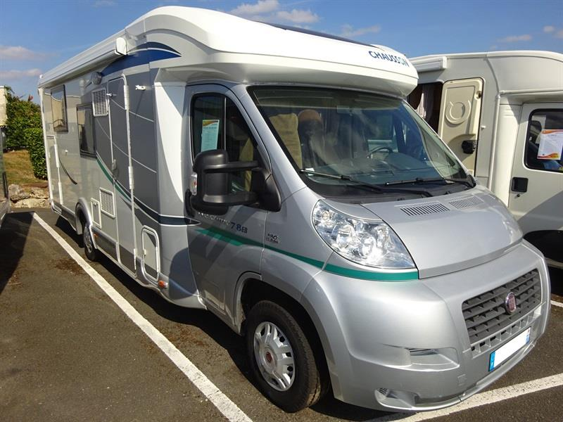 Camping-car CHAUSSON WELCOME 78 EB