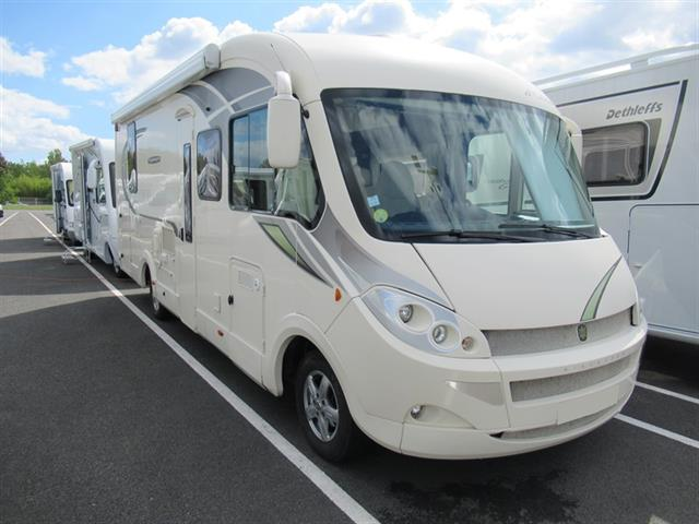 Camping-car FLORIUM Wincester 74 LMS