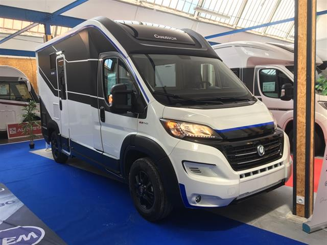 Camping-car CHAUSSON x550 Exclusive Line